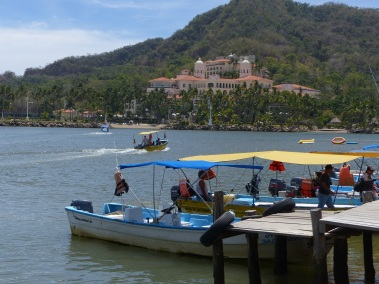 Grand Isla Navidad Resort boat launch